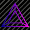 crystal, diamond, ring, ruby, stone icon