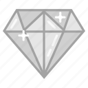 diamond, jewelry, kohinur, ring icon