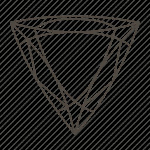 diamond shapes 1 by kamala supanyapinit
