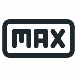 design, file, max icon