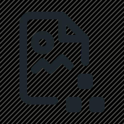 file, image, organization icon
