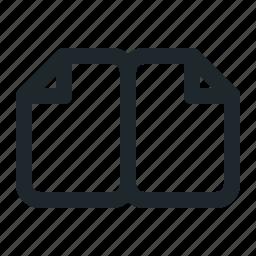 file, left, right icon