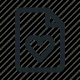 file, like icon
