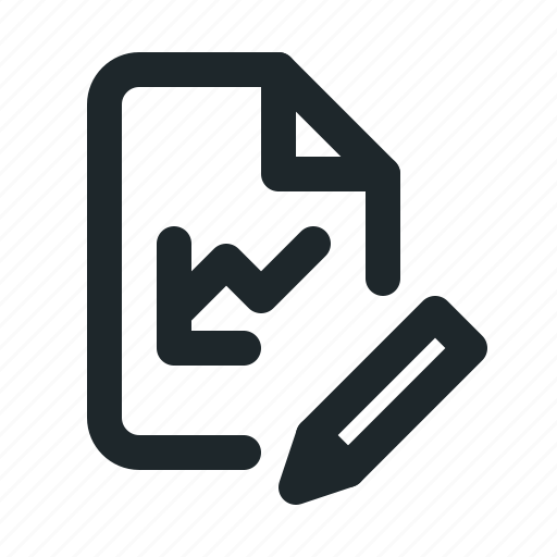 document, file, format, paper, statistic, text icon
