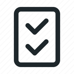 file, task icon