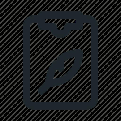 file, task, text icon