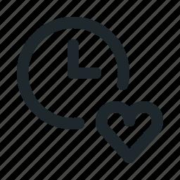 file, like, time icon
