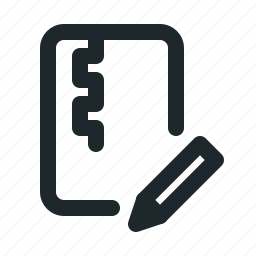 file, text, zipped icon
