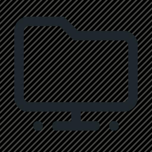 computing, folder icon