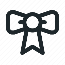 achievement, award, badge, reward, ribbon icon