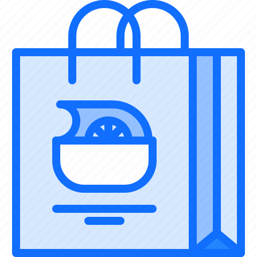 Diet, package, raw, salad, vegan, vegetable, vegetarian icon - Download on Iconfinder