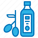 diet, healthy, nutrition, oil, olive icon