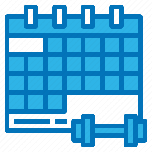 diet, nutrition, schedule, table, time icon