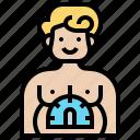 fat, health, overweight, waist, weight icon
