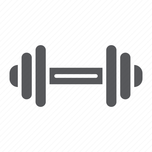 Barbell, dumbbell, exercise, fitness, gym, weight icon - Download on Iconfinder