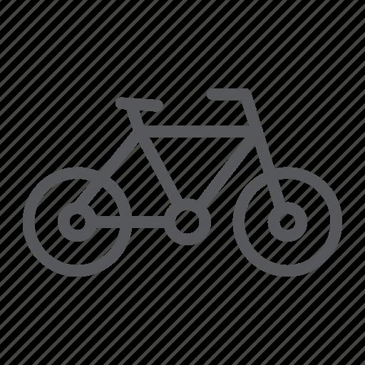 bicycle, bike, race, sport, transport icon