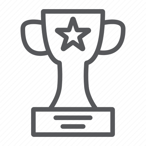 champion, cup, goblet, prize, trophy, winner icon
