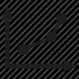 chart, graph, growth, progress icon