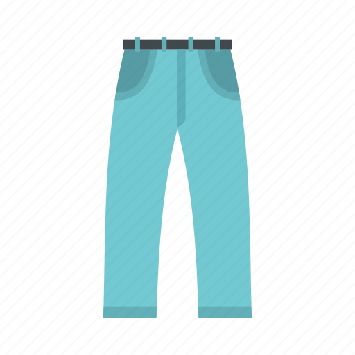 casual, clothes, clothing, denim, jeans, logo, trousers icon