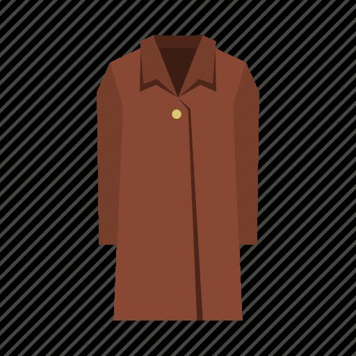 coat, female, logo, male, man, set, test icon