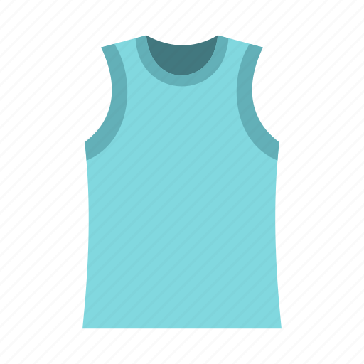casual, clothes, clothing, garment, logo, singlet, top icon