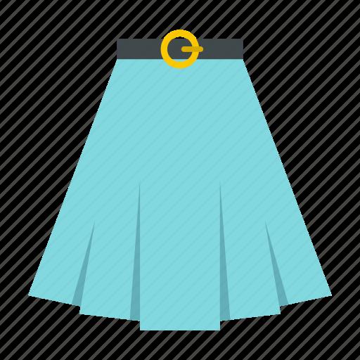 apparel, clothes, clothing, fashion, female, logo, skirt icon
