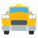 taxi, cab, passenger, vehicle icon