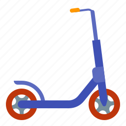 play, scooter, sport, sports icon