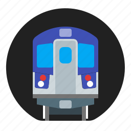public, subway, transport, transportation icon