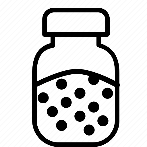 bottle, drug, health, medicine, powder icon