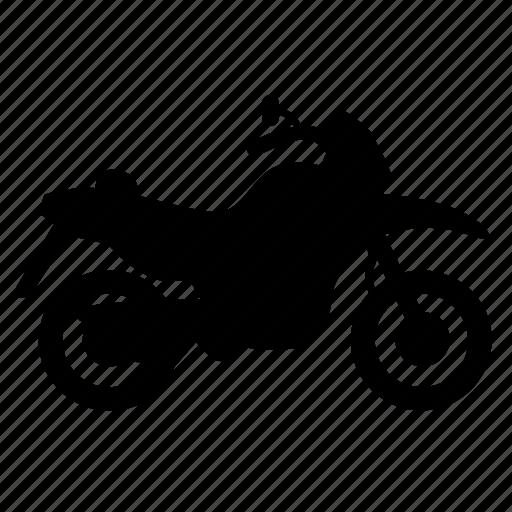 enduro, motorbike, transport, vehicle, wheel icon