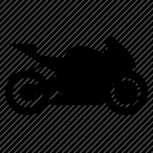 motorbike, sport, transport, vehicle, wheel icon