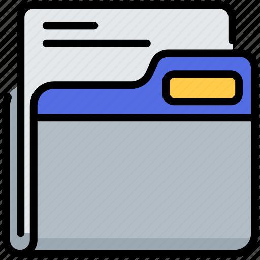 digital, document, folder, laptop, seo, web icon