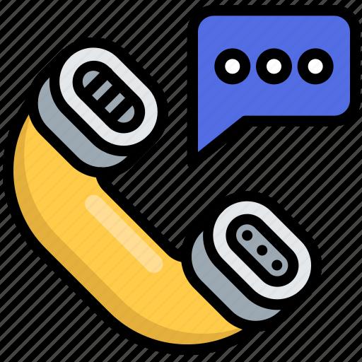 call, digital, phone, seo, talk, web icon