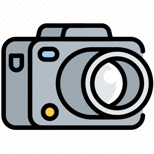 camera, digital, multimedia, photo, seo, web icon