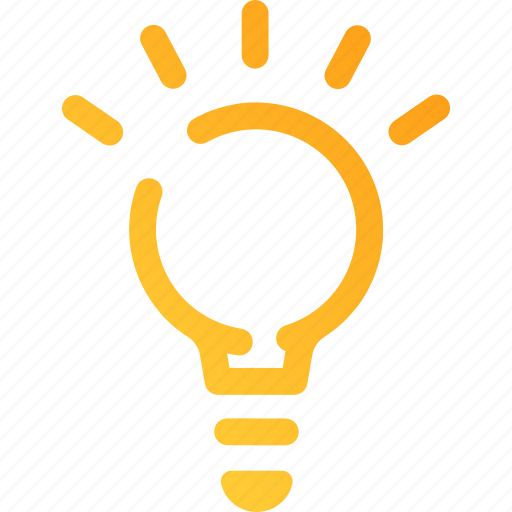 bulb, creativity, design, graphic, idea, marketing, thinking icon