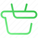 bag, basket, cart, creativity, design, graphic, shopping icon