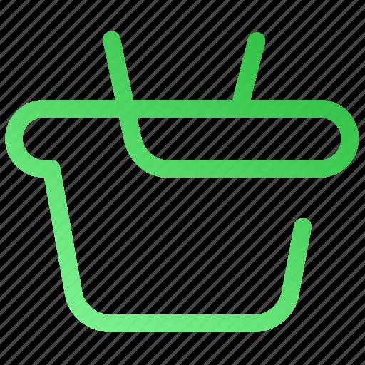 bag, basket, cart, creativity, design, graphic, shopping icon