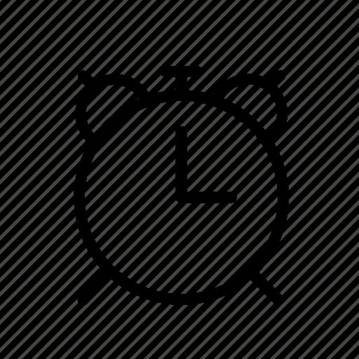alarm, alarm clock, clock, design, development, time icon