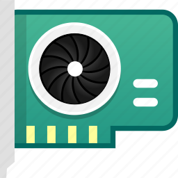 computer, device, display, display card, hardware, technology icon