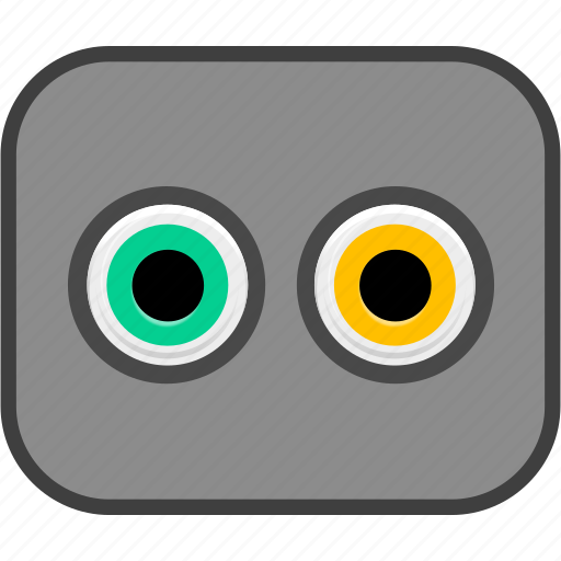 data, port icon