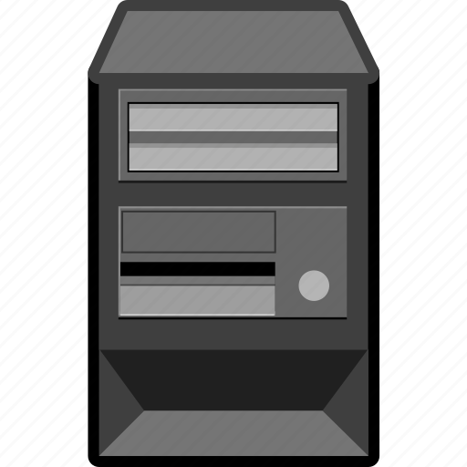 computer, hosting, pc, server, technology icon