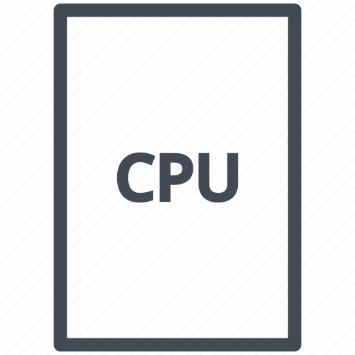 Central processing unit, circuit, cpu, diagram, electric, electronic, logic circuit symbol icon - Download on Iconfinder