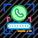 call, password, identity, digital, document