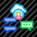 cloud, storage, sms, identity, digital
