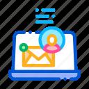 electronic, mail, identity, digital, document