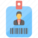 business id, employee card, id card, identity card, national identification