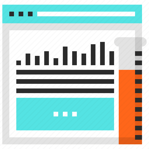 Analysis, analytics, chart, graph, research, statistics, web icon - Download on Iconfinder
