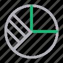 chart, diagram, graph, marketing, statistics icon