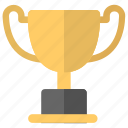 award, award trophy, champion, prize, trophy cup icon